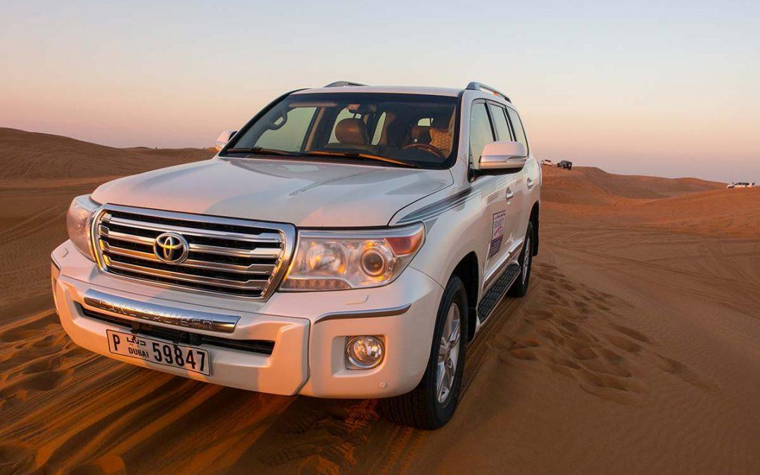 Dubai Wüstensafari – Erfahrungsbericht
