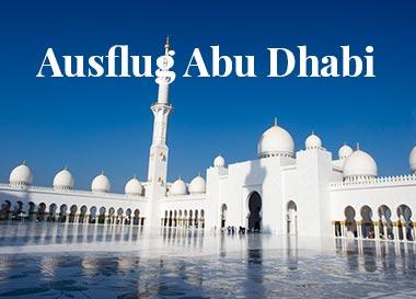 Ausflüge nach Abu Dhabi buchen