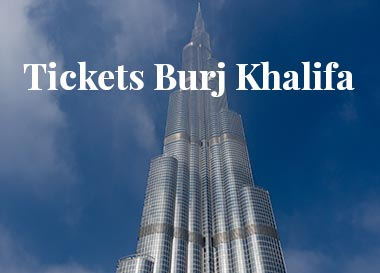 Tickets Burj Khalifa buchen