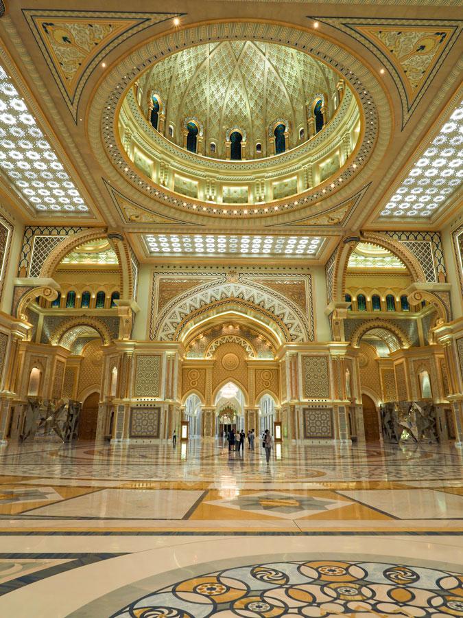 Great Hall, Qasr Al Watan