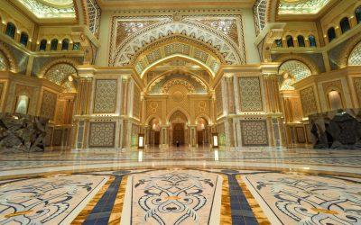 Qasr Al Watan – der königliche Palast in Abu Dhabi